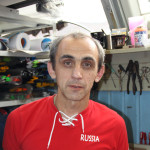 Каспаров Олег Григорьевич, Мастер спорта
